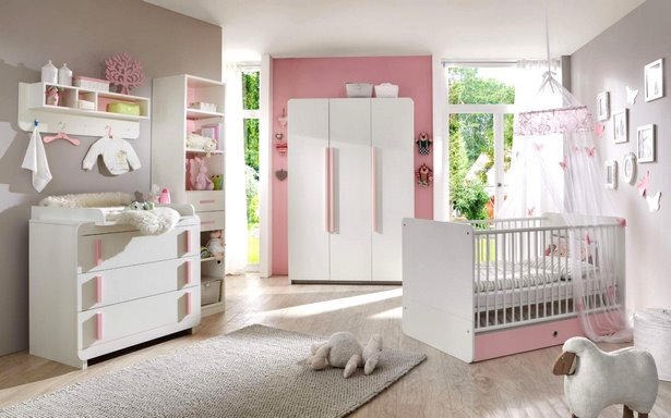 rosa deko kinderzimmer. Black Bedroom Furniture Sets. Home Design Ideas