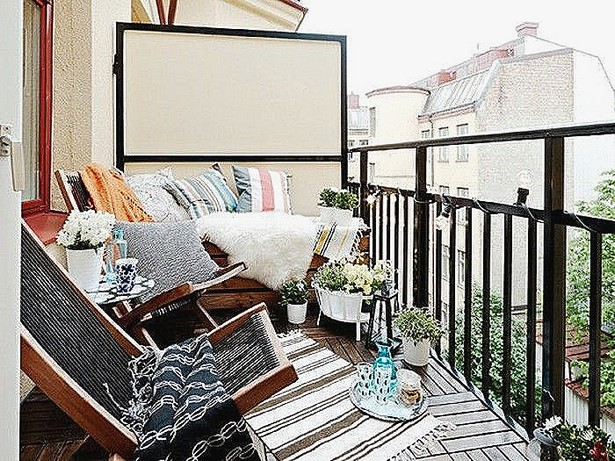 terrasse balkon gestalten. Black Bedroom Furniture Sets. Home Design Ideas