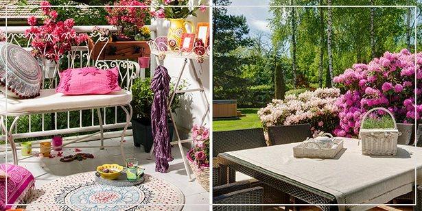 terrasse ideen pflanzen. Black Bedroom Furniture Sets. Home Design Ideas