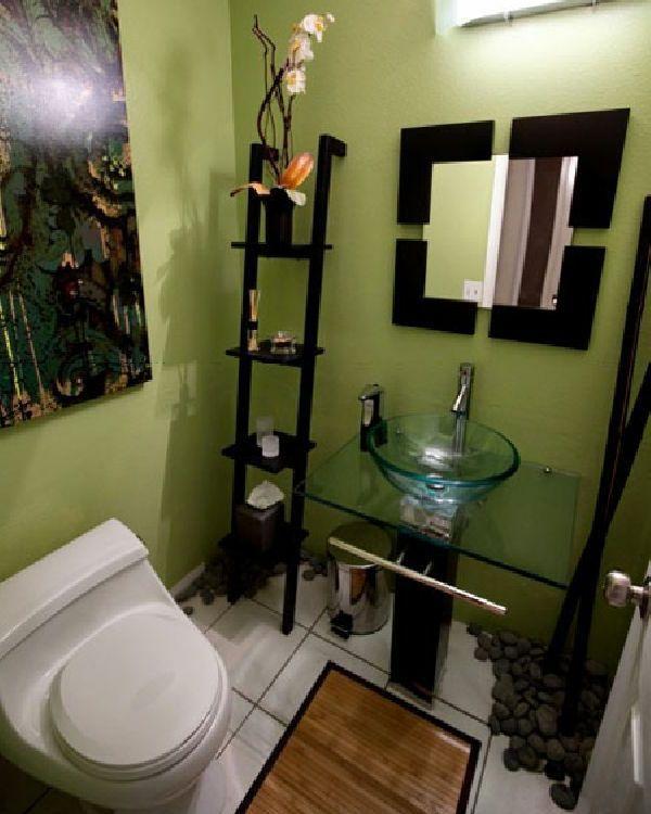 Badezimmer kreativ gestalten - Kreative badideen ...