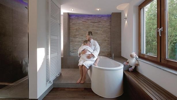 Bilder f r fliesen - Holzboden fur badezimmer ...