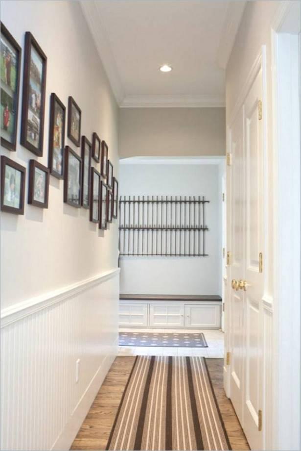 enge flure gestalten. Black Bedroom Furniture Sets. Home Design Ideas