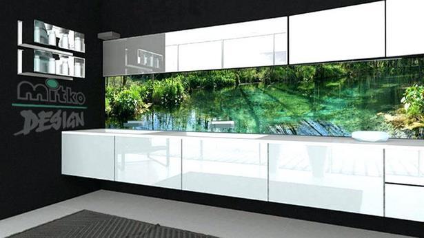 Glasbild Für Badezimmer