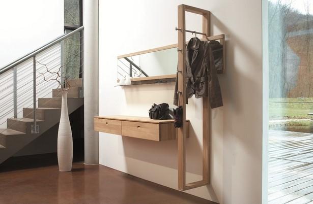 ideen f r flurgarderobe. Black Bedroom Furniture Sets. Home Design Ideas