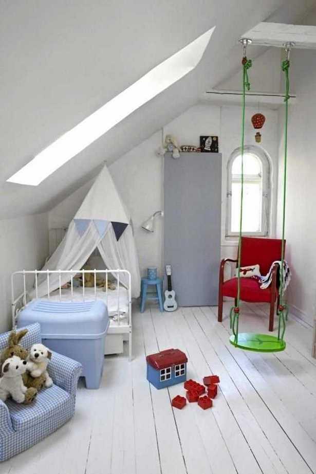 kinderzimmer ideen dachschr ge. Black Bedroom Furniture Sets. Home Design Ideas