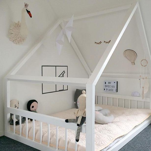 Tapeten Für Schlafzimmer Mit Dachschräge: Kinderzimmer Ideen Dachschräge