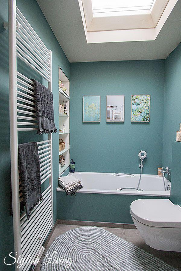 kleines bad farbe. Black Bedroom Furniture Sets. Home Design Ideas