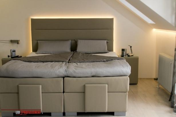 schlafzimmer beleuchtung bett. Black Bedroom Furniture Sets. Home Design Ideas