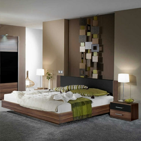 schlafzimmer w nde neu gestalten. Black Bedroom Furniture Sets. Home Design Ideas