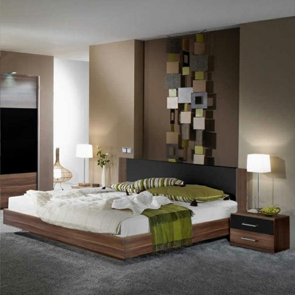 Schlafzimmer Wände Neu Gestalten