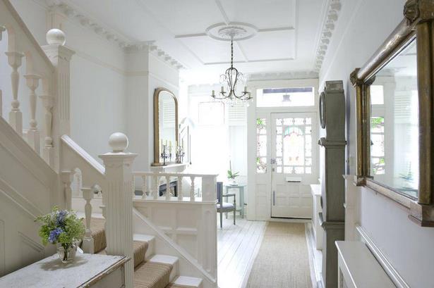 schmale diele gestalten. Black Bedroom Furniture Sets. Home Design Ideas