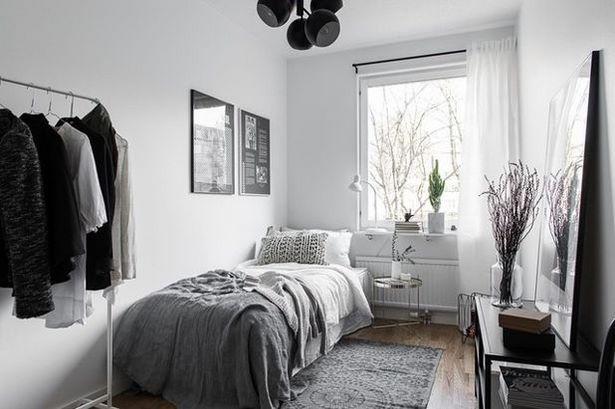 Zimmereinrichtung schlafzimmer - Wandgestaltung bei dachschragen ...