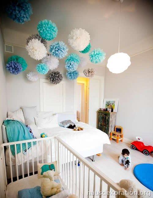 Babyzimmer dekorieren ideen - Zimmer dekorieren ...