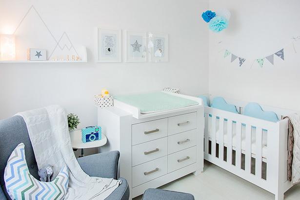 Babyzimmer dekorieren ideen for Junge zimmer dekorieren