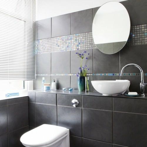 Badezimmer fliesen vorschl ge for Fliesen badezimmer schwarz