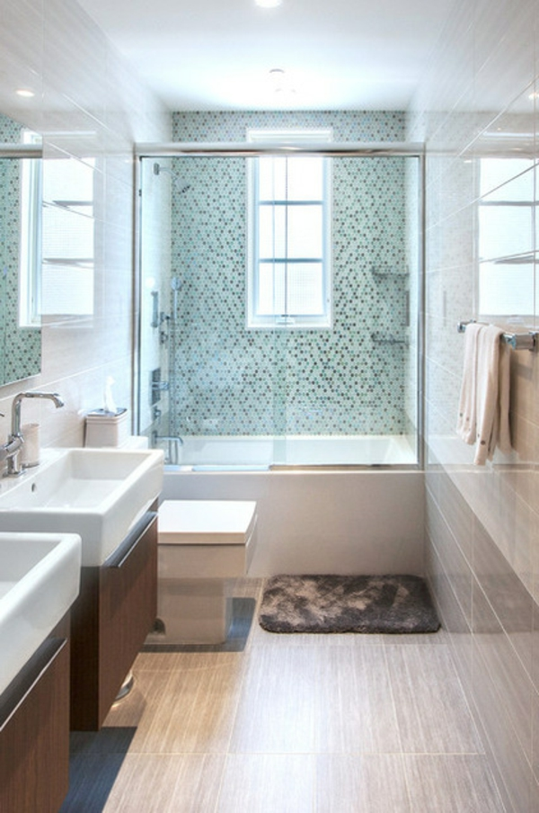 badezimmer ideen mosaik. Black Bedroom Furniture Sets. Home Design Ideas