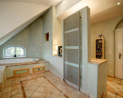 Badezimmer landhausstil ideen