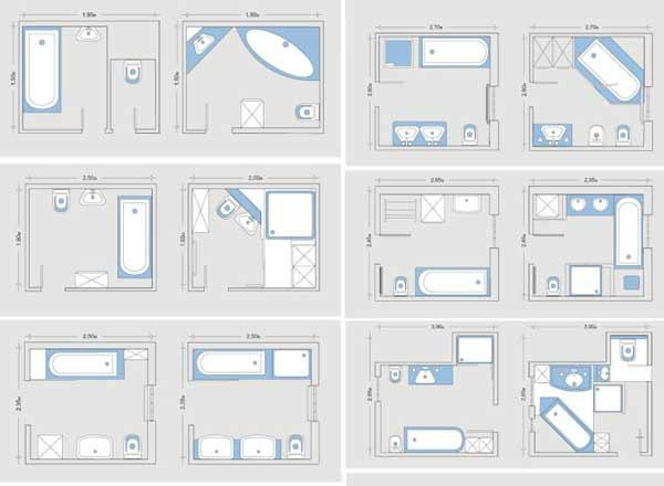 Badezimmer neu einrichten