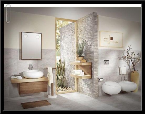 Deko im badezimmer