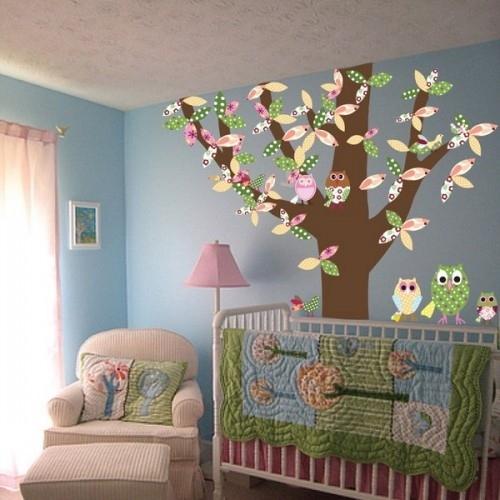 Deko Kinderzimmer Wand