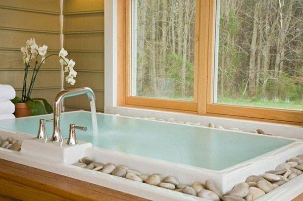 Dekoration für badezimmer