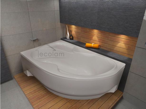 eckbadewanne modern. Black Bedroom Furniture Sets. Home Design Ideas