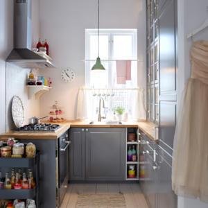 Kleine Landhausküche einbauküchen kleine küche
