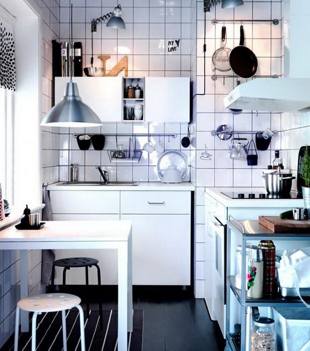 Einrichtungsbeispiele küche