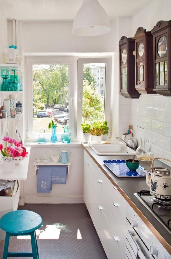 Einrichtungsideen offene küche