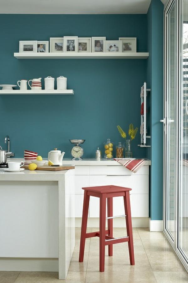 Stunning Küche Streichen Welche Farbe Ideas - New Home Design 2018 ...