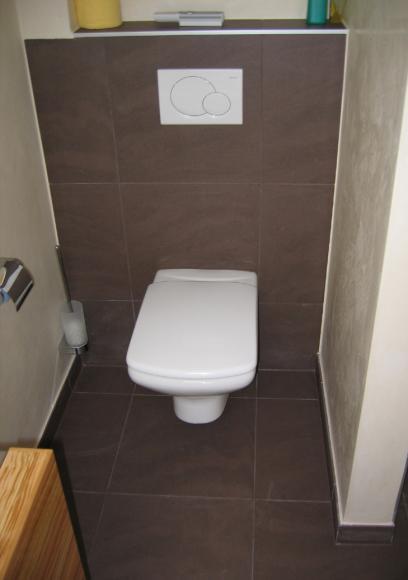 Fliesen Gästetoilette fliesen wc ideen