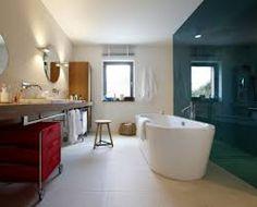 Großes badezimmer einrichten