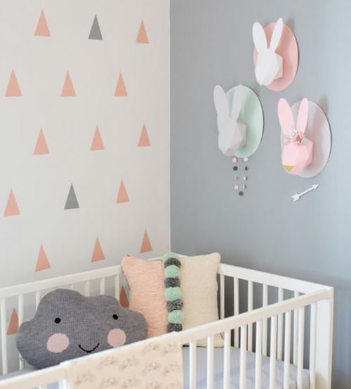 Ideen für babyzimmer gestaltung