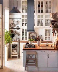 ideen f r kleine k chen. Black Bedroom Furniture Sets. Home Design Ideas