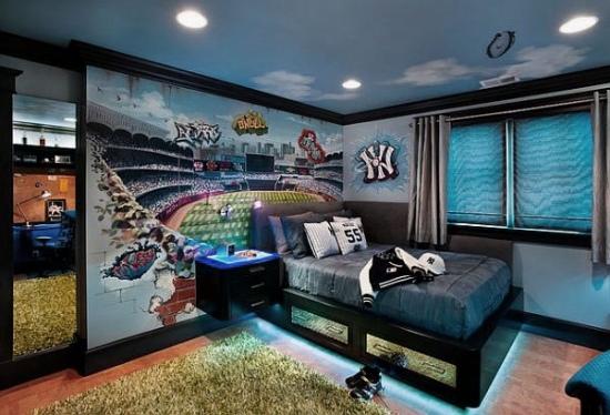 25 Ideen Fur Trendige Wandgestaltung Im Jugendzimmer