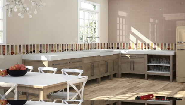 Küchen fliesen ideen