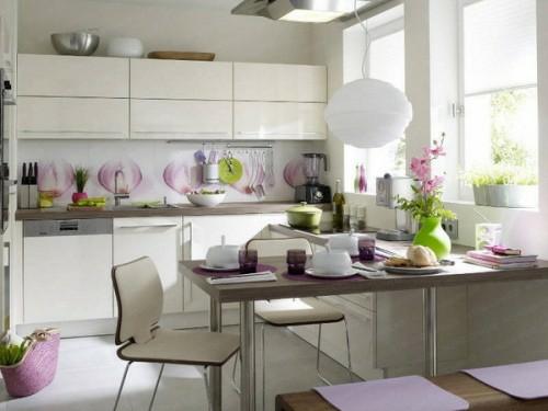beautiful ideen f r kleine k chen ideas. Black Bedroom Furniture Sets. Home Design Ideas
