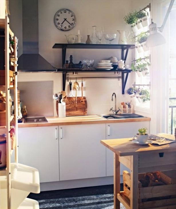 Ideen Für Kleine Wohnküchen küchen ideen kleiner raum