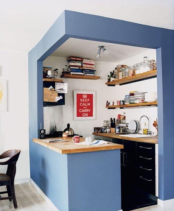 Küchenbeispiele für kleine küchen