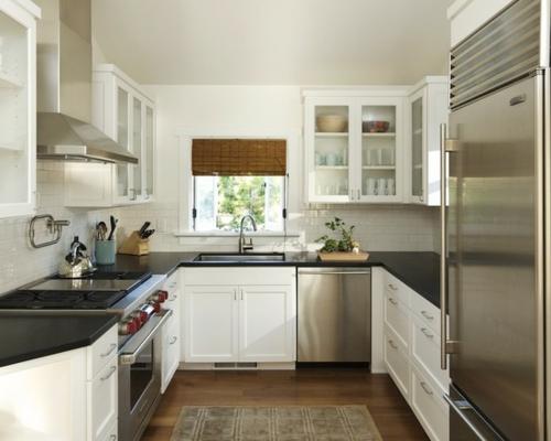 Kleine Küche Gestalten küchenbeispiele für kleine küchen