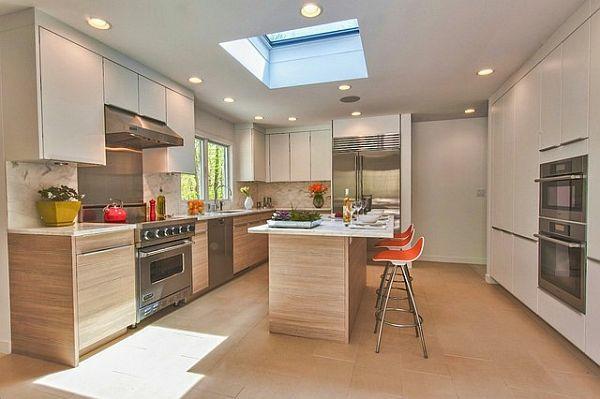 Küche Fliesen Ideen Bilder küchenboden fliesen ideen