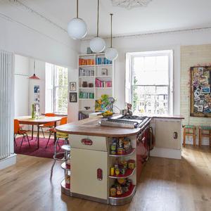 k cheninsel ideen. Black Bedroom Furniture Sets. Home Design Ideas
