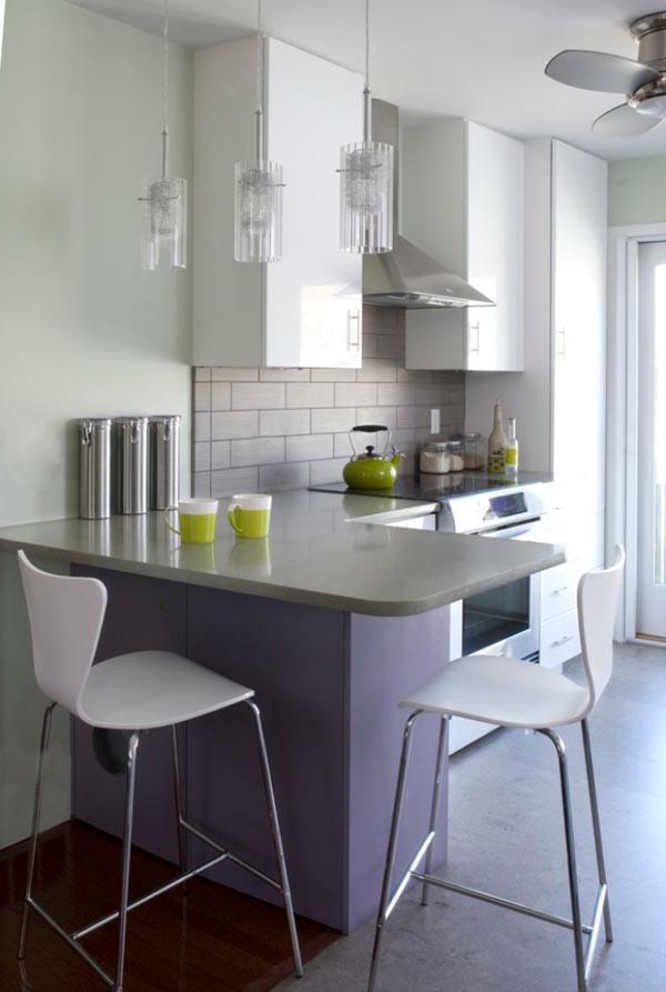 Küchenlösungen für kleine küchen