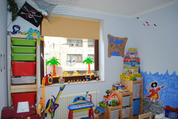 Kinderzimmer deko pirat for Usa zimmer deko
