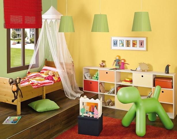 Kinderzimmer farben beispiele