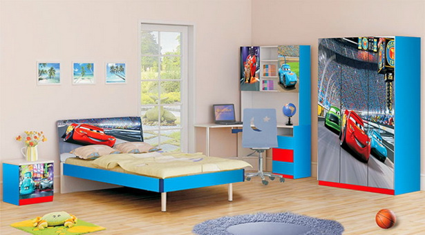 kinderzimmer junge ideen. Black Bedroom Furniture Sets. Home Design Ideas