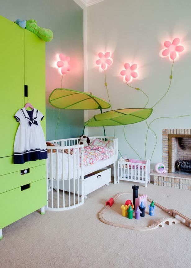 Kinderzimmer wandfarben gestaltung