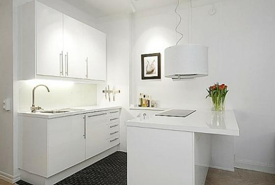 Kleine designer küchen
