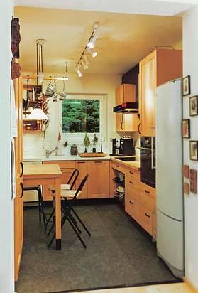 kleine k che einrichten bilder. Black Bedroom Furniture Sets. Home Design Ideas