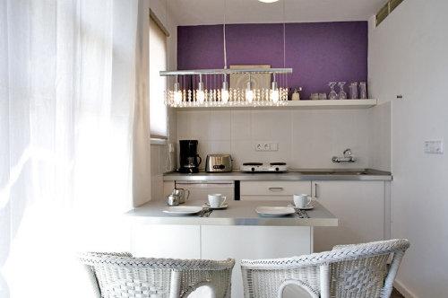 Kleine offene küche